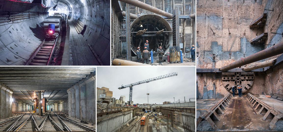 Минскметрострой Предприятие располагает развитой производственной площадкой находящейся в промышленной зоне г Минска позволяющей как принимать по ж д транспорту